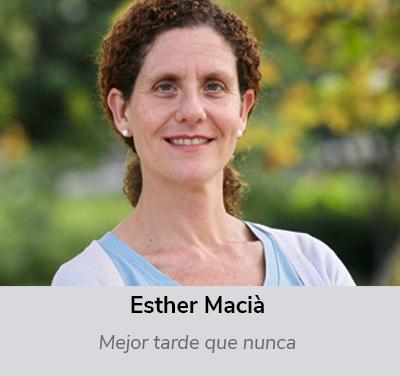 Esther Macia